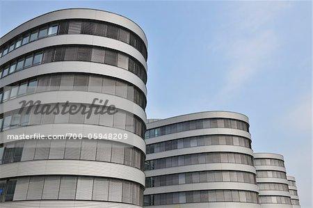Office Building, Duisburg, North Rhine Westphalia, Germany