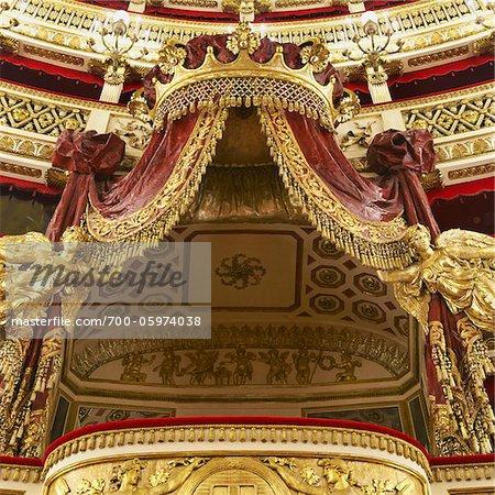 Teatro di San Carlo, Naples, Campania, Italy