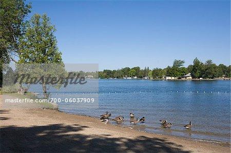 Bobcaygeon, Trent-Severn Waterway, Ontario, Canada