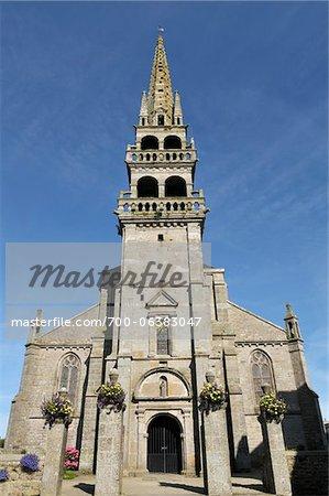 Eglise Saint-Pierre, Saint-Pol-de-Leon, Bretagne, France