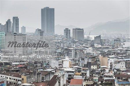 View of Macau.