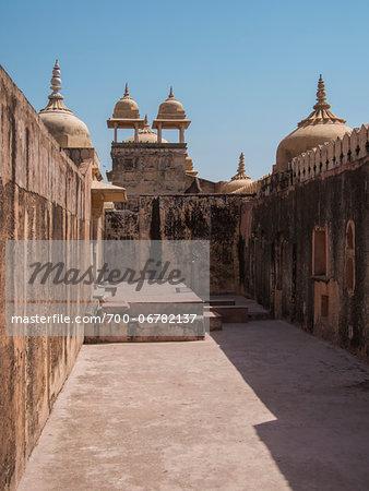 Inside of Amber fort, Amer, Rajasthan, India