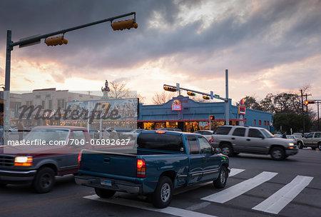 South Congress Avenue, Austin, Texas, USA