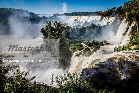 Iguacu Falls, Iguacu National Park, Argentina