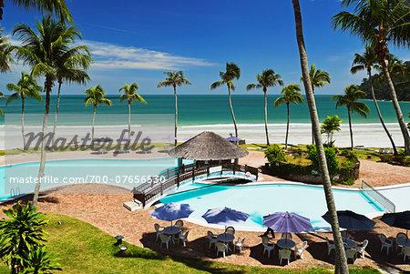 Pangkor Island Beach Resort, Pulau Pangkor, Perak, Malaysia