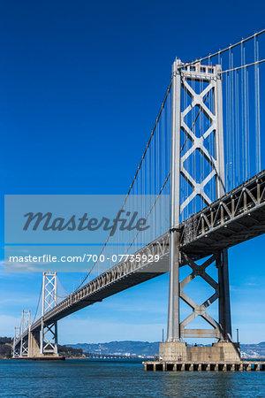 San Francisco-Oakland Bay Bridge, San Francisco, California, USA