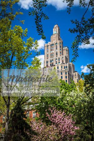 Washington Square Park, Greenwich Village, New York City, New York, USA