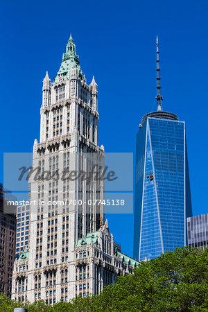 Freedom Tower, New York City, New York, USA