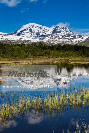 Heia near Tromso, Norway
