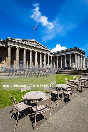 British Museum, Bloomsbury, London, England, United Kingdom