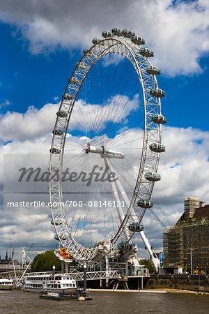 London Eye, London, England, United Kingdom