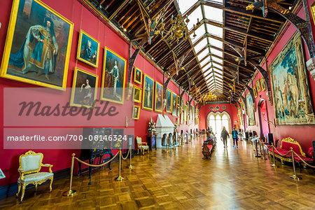 The Picture Gallery Wing, Kilkenny Castle, Kilkenny, Kilkenny County, Ireland