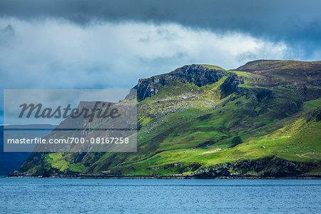 Portree, Isle of Skye, Scotland, United Kingdom