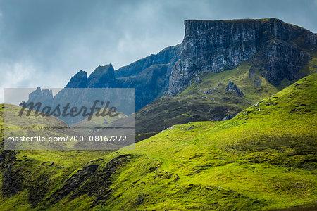 Flodigarry, Trotternish, Isle of Skye, Scotland, United Kingdom