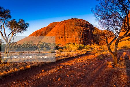 Olgas (Kata Tjuta), Uluru-Kata Tjuta National Park, Northern Territory, Australia