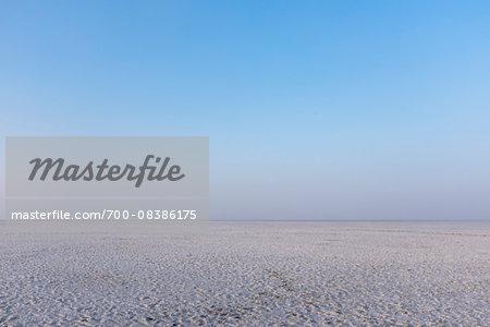 White Salt Desert, Dhordo, Kutch, Gujarat, India