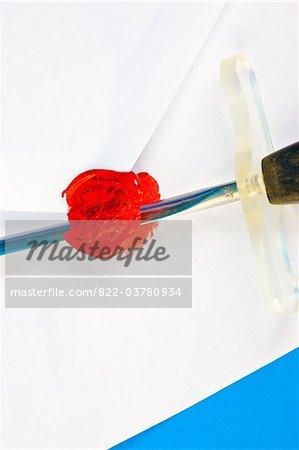 Letter Opener Breaking Wax Seal