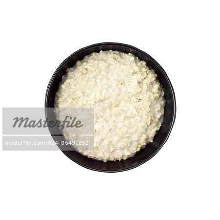 Porridge cutout