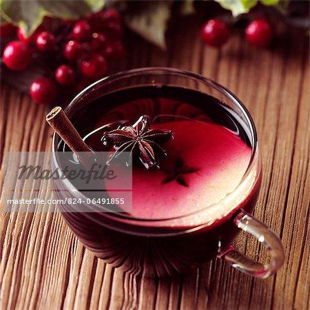 Appleberry Mulled Wine