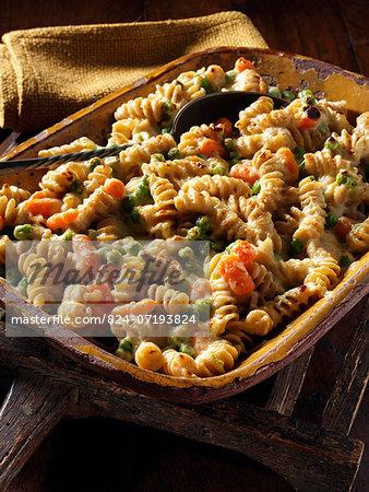 Vegetarian macaroni