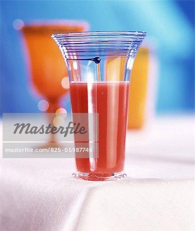 Le sans pareil, fruit cocktail