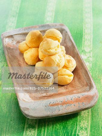Paraguayan chipa cheese balls