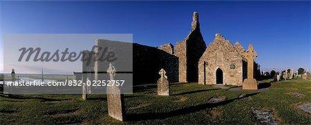 Clonmacnoise Monastery, Co Offaly Ireland