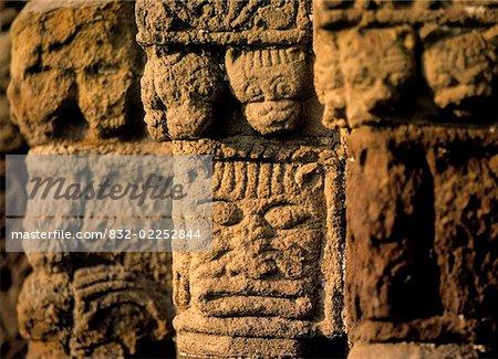 Clonfert Cathedral, Clonfert, Co Galway, Ireland, detail of doorway in Hiberno-Romanesque style