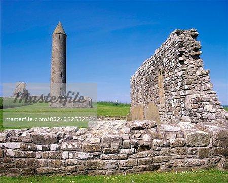 Devenish Monastic Site, Co Fermanagh, Ireland