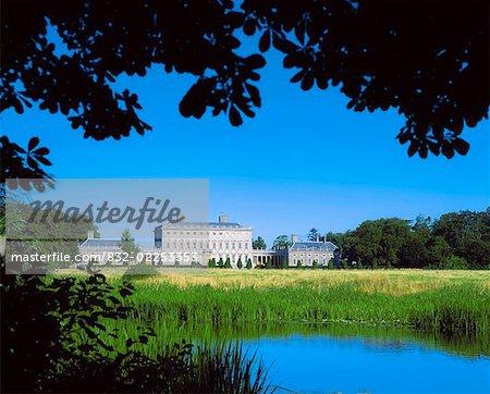 Castletown Estate, Castletown, Co Kildare, Ireland, 18th Century Palladian country house