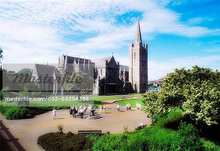 Dublin Churches, St. Patricks Cathedral
