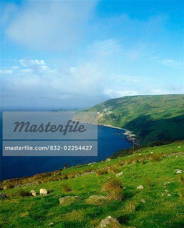 Co Antrim, The Coast at Torr Head