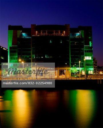 International Financial Services Centre (IFSC), Dublin City, Ireland