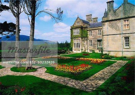 Co Kerry, Killarney, Muckross House And Garden