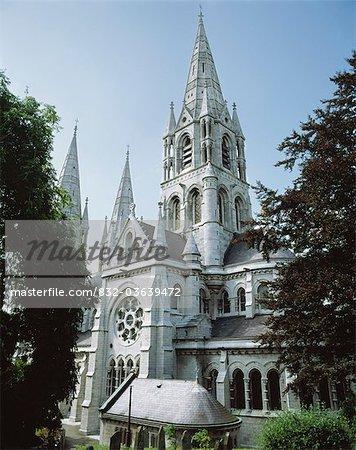 Saint Finbarre's Cathedral, Cork City, Co Cork, Ireland