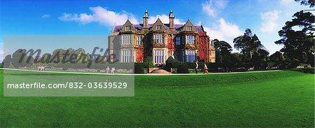 Muckross House, Killarney National Park, Co Kerry, Ireland; 19Th Century Tudor Style Mansion
