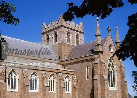 Saint Patrick's Church Of Ireland Cathedral, Co Armagh, Ireland