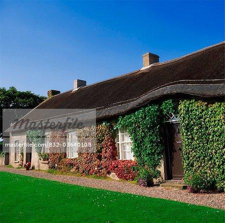 Hazlett House, Co Derry, Ireland; 17Th Century National Trust Property