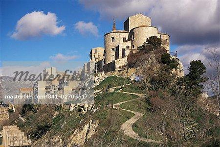 S. Maria di Loreto, Petralia Soprana, Madonic region, Sicily, Italy, Europe