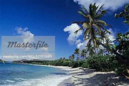 Galley Bay beach, Antigua, Caribbean, West Indies, Central America