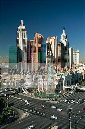 New York Casino, The Strip, Las Vegas, Nevada, United States of America, North America