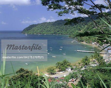 Charlotteville, Tobago, Trinidad and Tobago, Caribbean, West Indies, Central America