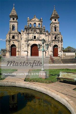 Guadeloupe church, Granada, Nicaragua, Central America
