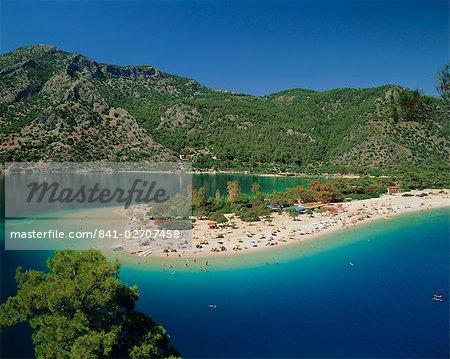 Olu Deniz, Lagoon Beach, Turkey, Eurasia