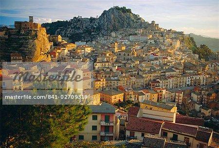 Nicosia, Sicily, Italy, Europe