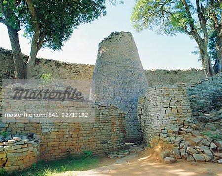 The ruins of Great Zimbabwe, Zimbabwe