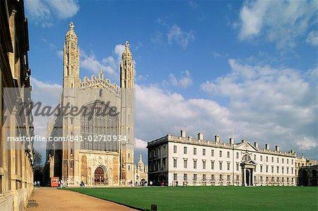 King's College, Cambridge, Cambridgeshire, England, United