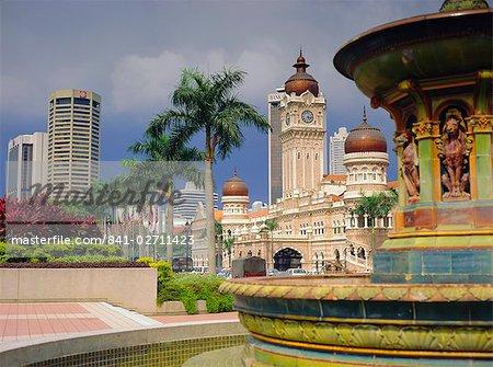 Sultan Abdul Samad Building, Kuala Lumpur, Malaysia, Asia