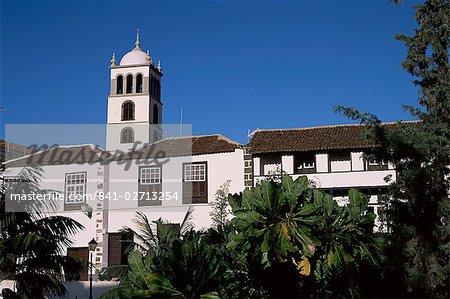 Garachico, Tenerife, Canary Islands, Spain, Europe