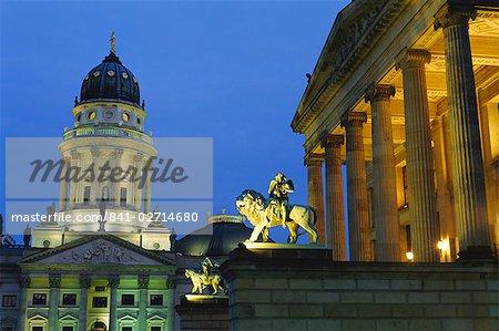 Gendarmenmarkt, Berlin, Germany, Europe